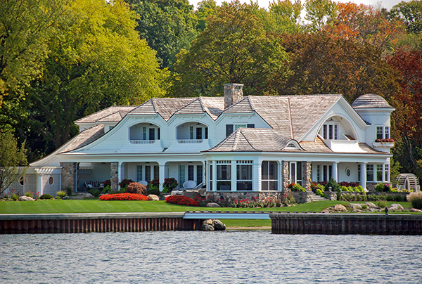 luxury real estate in new england