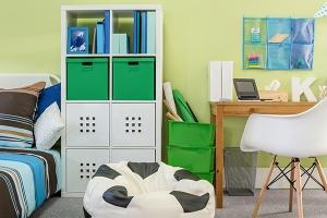 decluttering kids rooms