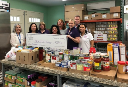Windham NH agents give back to Food for the Hungry