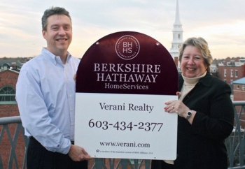Giovanni Verani & Margherita Verani of Berkshire Hathaway HomeServices Verani Realty