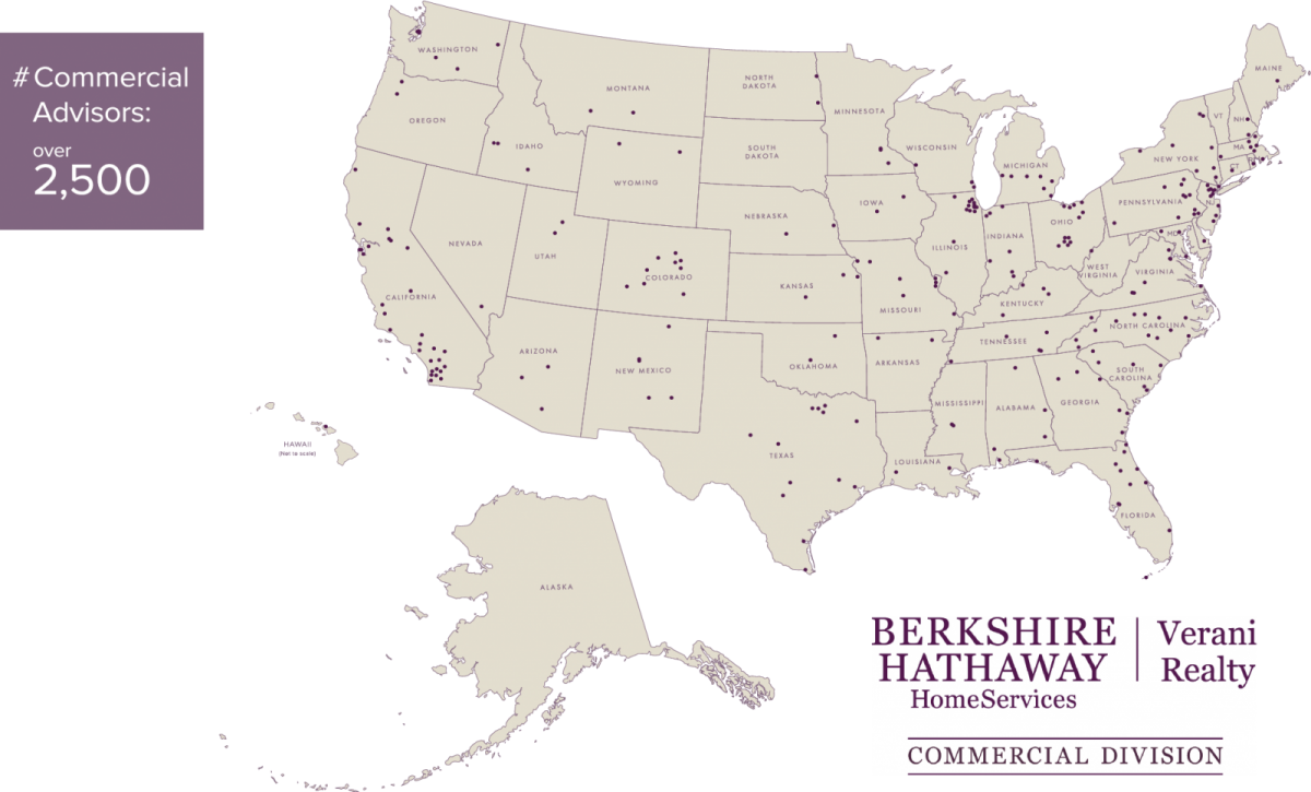 Berkshire Hathaway HomeServices Commercial Agencies