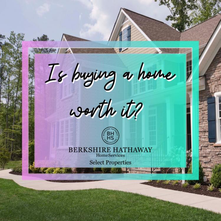 worthwhile buying a home