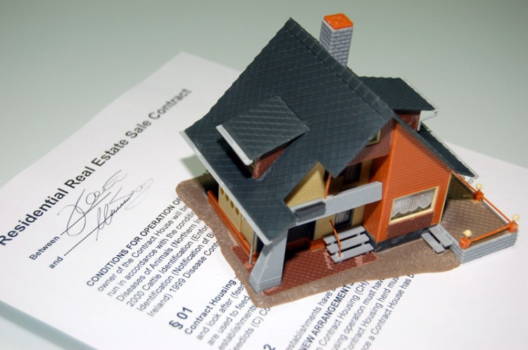 home contract back out of selling a home