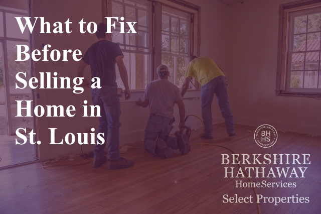 contractors fixing a home in St. Louis