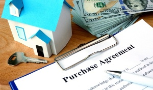 image of purchase agreement