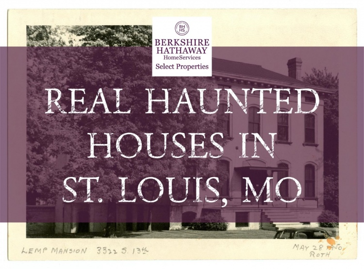 Real St. Louis haunted house, Lemp Mansion