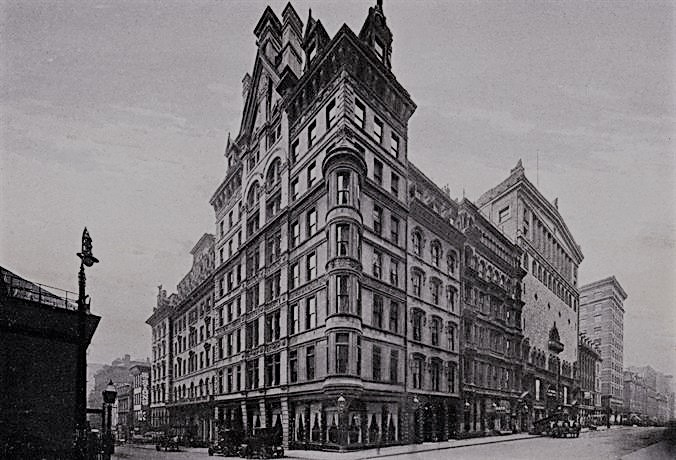 The Omni Parker House, built in 1927, is a historic hotel in Boston, Massachusetts
