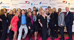 Realtors on the red carpet