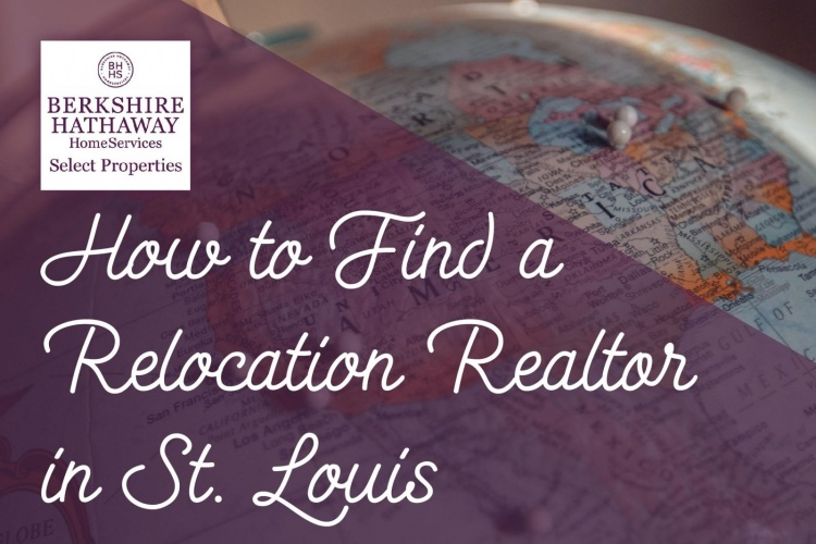 How to find a relocation realtor in St. Louis