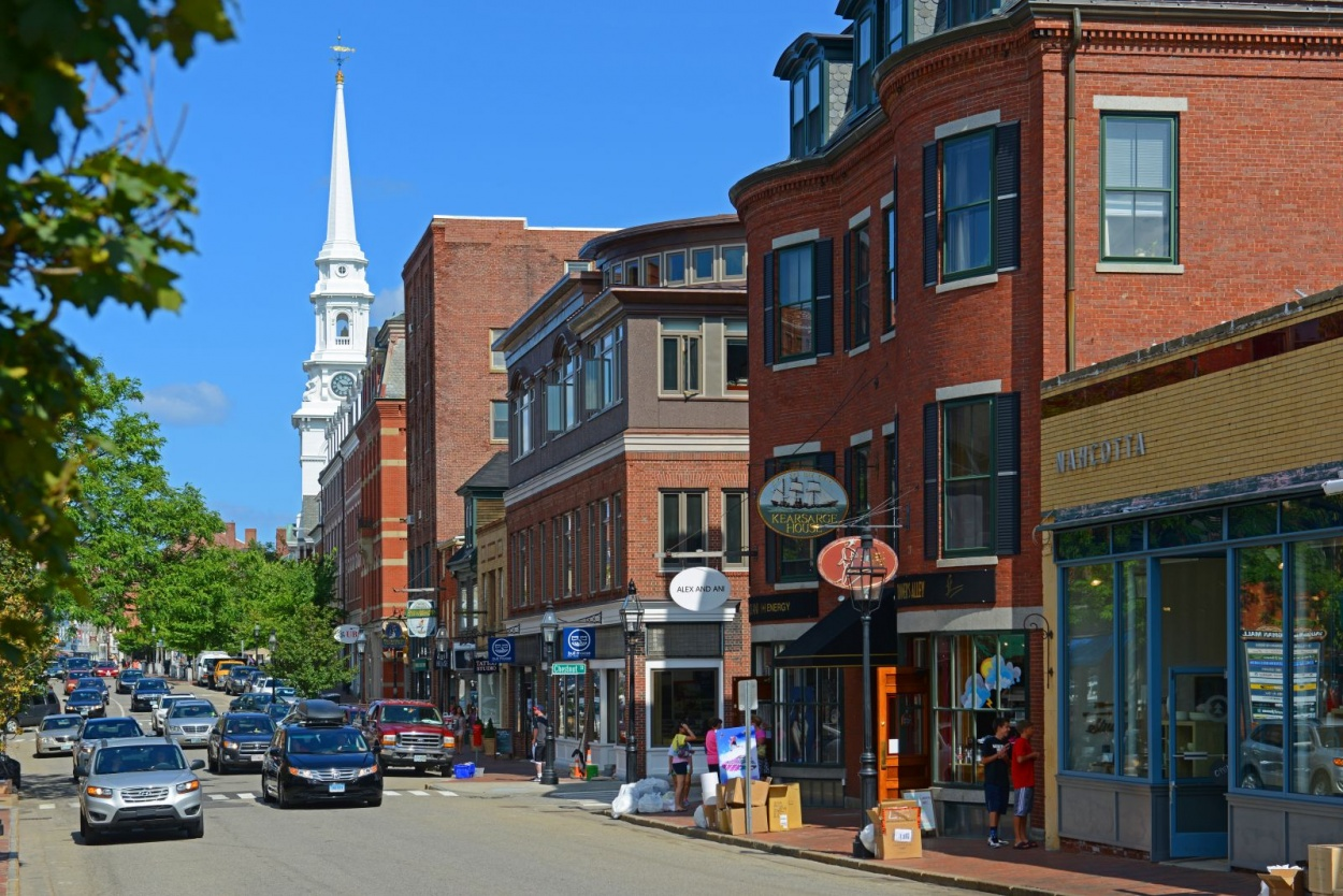 homes for sale in Portsmouth New Hampshire